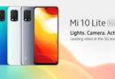 Spesifikasi dan harga Smartphone Xiaomi Mi 10 Lite 5G